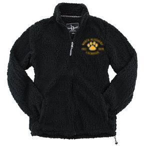Women's Full Zip Sherpa Jacket-NAGYLAX