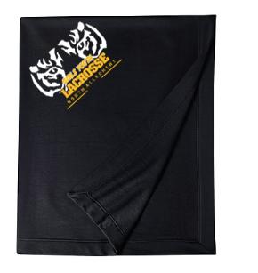 Blanket-Tiger Face Design