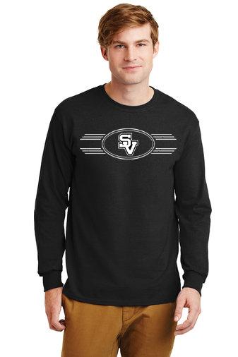 Long Sleeve Shirt-Striped SV Design
