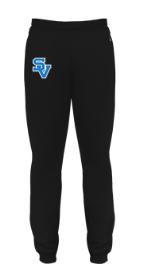Youth Badger Joggers -SV Logo