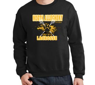 Crewneck Sweatshirt-NAGYLAX Design
