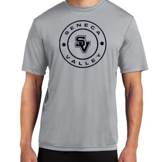 Youth Short Sleeve Dri Fit-Round SV design