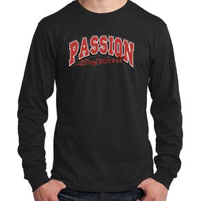 Passion-Long Sleeve Shirt