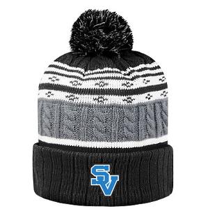 Striped Beanie-SV design