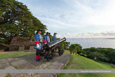 Fort King George 2 - Soldiers