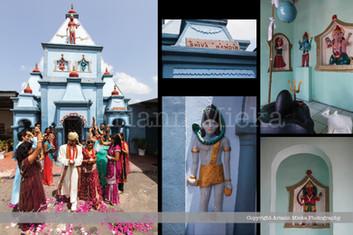 The Shiva Mandir in Reform Village 2