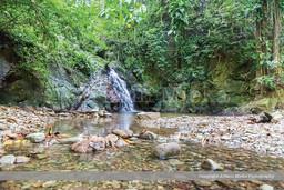 Top River Falls, Parlatuvier