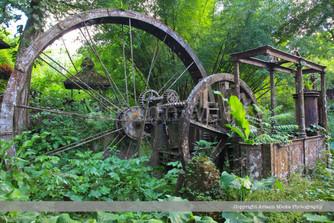 Arnos Vale Waterwheel