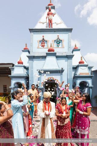 The Shiva Mandir in Reform Village 3