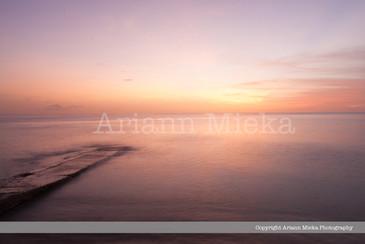 Sunset at Sandy Point 3