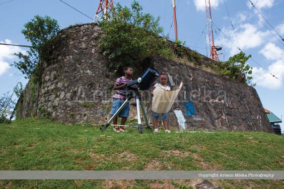 Churrucas Observatory