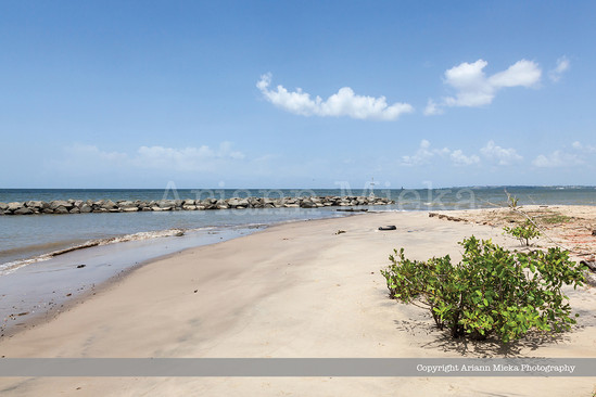 Guapo Bay, Point Fortin