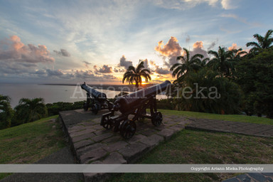 Fort King George 3 - Sunset