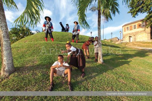 Fort King George 1 - Children