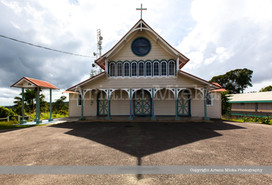 Our Lady of Montserrat Church, Tortuga 2