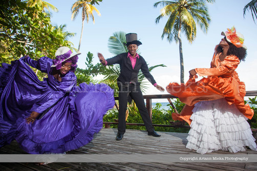 Tobago Dance 1