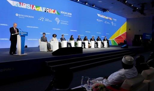 Sommet de Sotchi : Que va chercher l'Afrique en Russie ?
