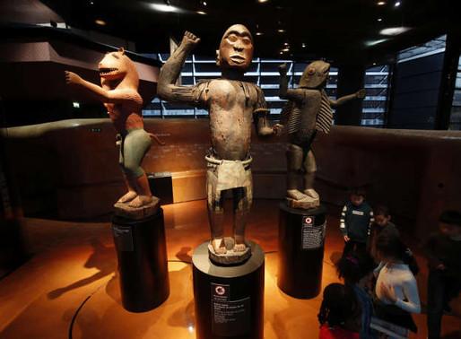 Un projet de loi sur la restitution définitive d'œuvres d'art à l'Afrique examiné en conseil des min