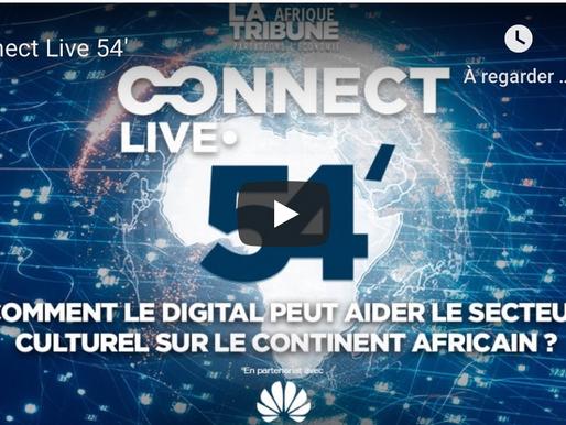 [CONNECT LIVE] Le digital peut-il sauver la culture  ?