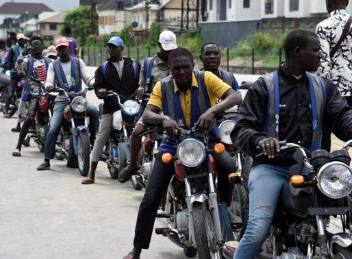 Nigeria : bientôt la fin du phénomène taxis-motos à Lagos
