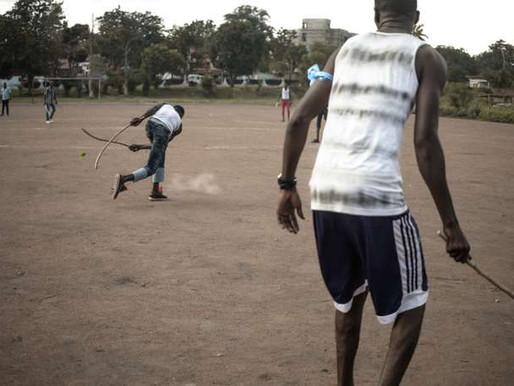 En Centrafrique, la résurrection d'un sport traditionnel tombé dans l'oubli