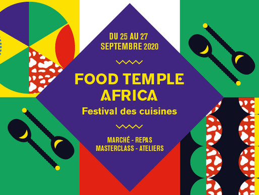 FOOD TEMPLE AFRICA 2020 - du 25 au 27 septembre