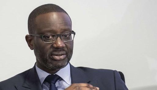 Le Rwanda recrute Tidjane Thiam pour promouvoir la place financière de Kigali