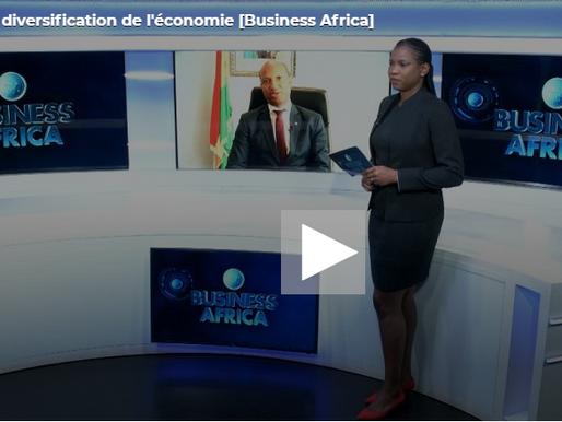 Guinée : diversification de l'économie [Business Africa]