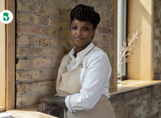 Rencontrez Mariya Russell, la première femme noire à diriger une cuisine étoilée au Michelin