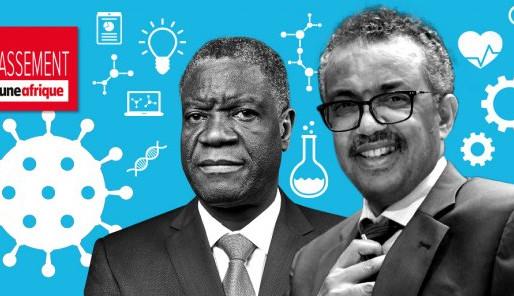 [Classement] Ces Africains en pointe contre le coronavirus