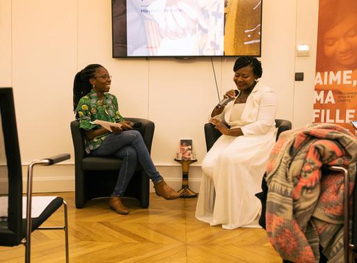 Retour sur la conférence-dédicace de Marie-Alix De Putter à La Maison de l'Afrique