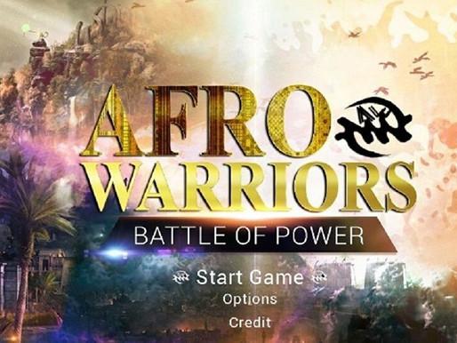 Afro Warriors, le Street Fighter africain.L'Afrique en jeux vidéo: l'ambition d'un gamer camerounais