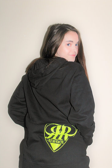 Black Hoodie Sweatshirt Youth Small only