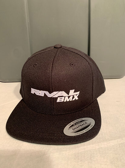 Fitted Hat  Black