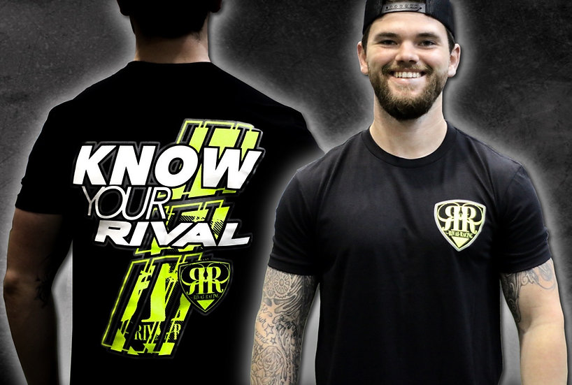 Know Your Rival T-shirt