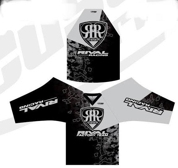 RIVAL Racing Jersey/Practice Jersey