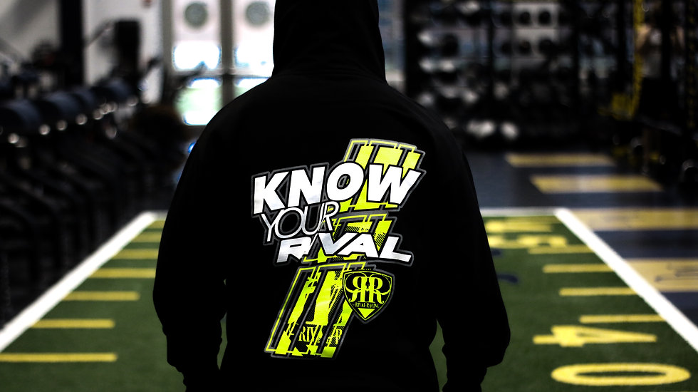 Know Your RIVAL Hoodie