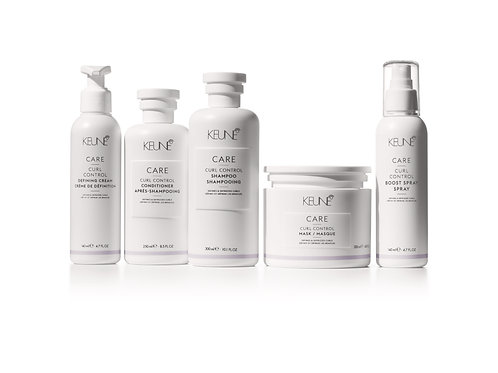 Shampoo - Curl Control