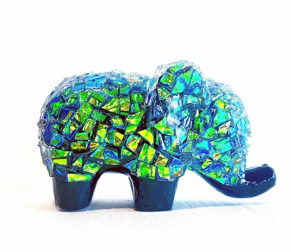 Alien elephant