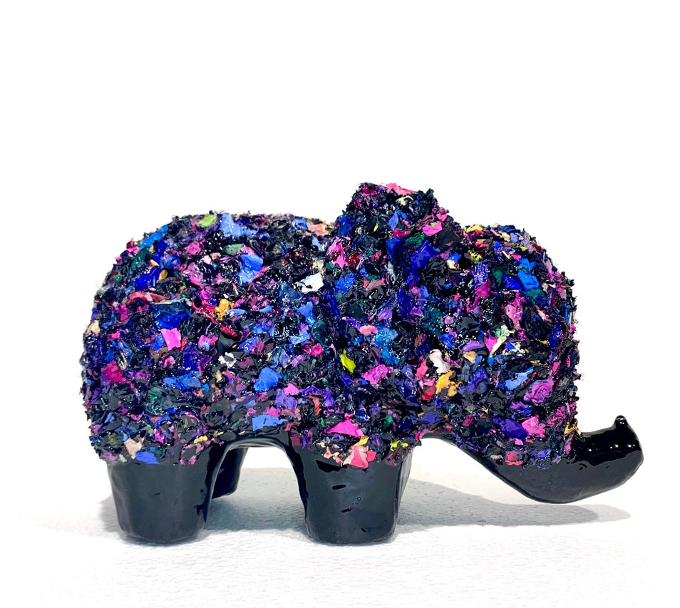 Lucky elephant-SOLD