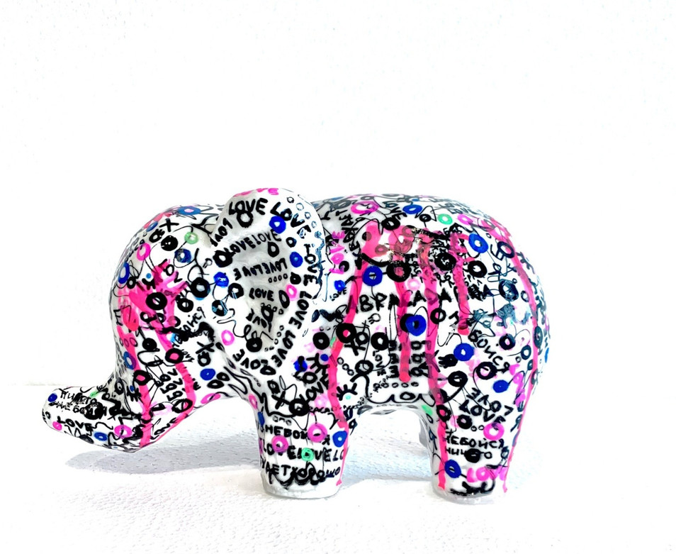 Love is not a crime elephant