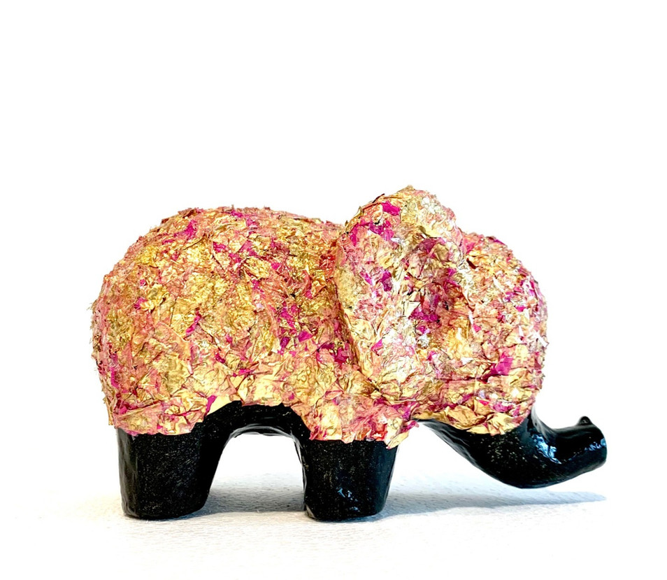 Good fortune elephant-SOLD
