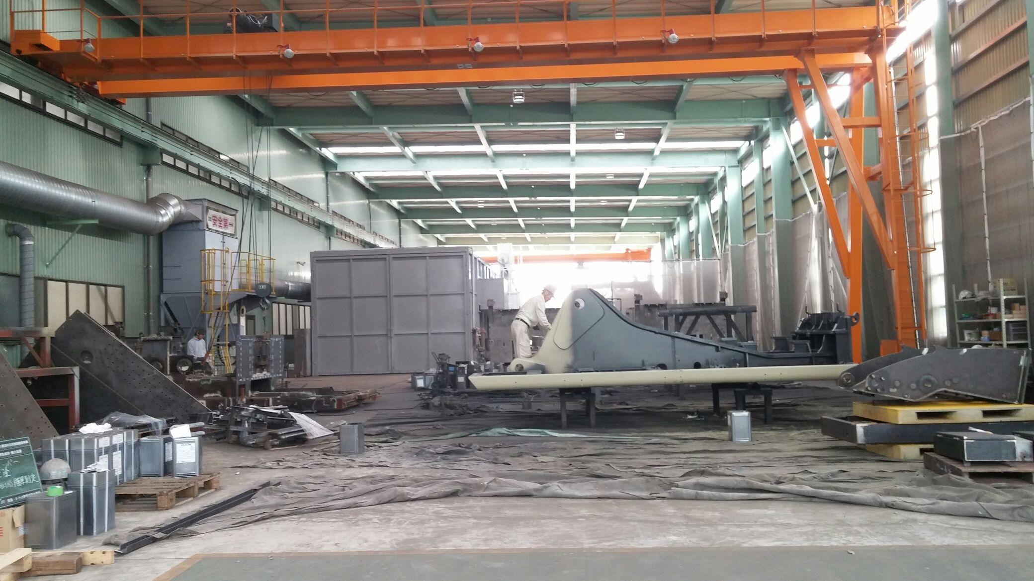 ブラスト工場
