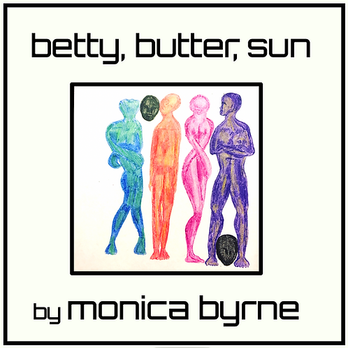 Betty, Butter, Sun (e-book)