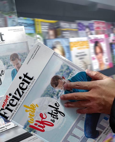 Meine Freizeit Mediadaten Magazin