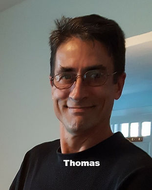 thomas - personal assistant