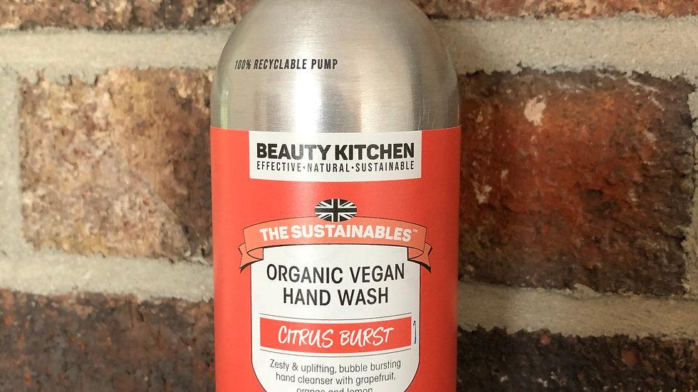 Citrus Burst Vegan Hand Wash