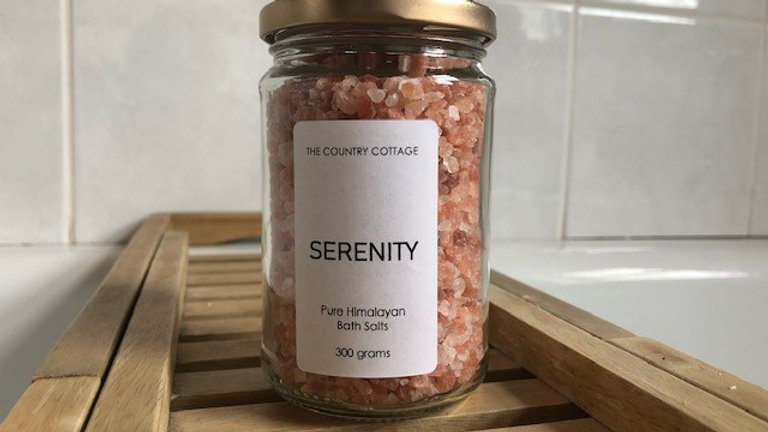 Serenity Bath Salts