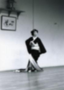 Danse traditionnelle japonaise