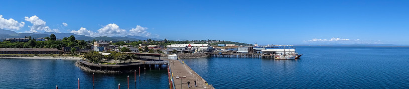 Port Angeles water front